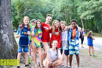 Resident Camp - Week 5