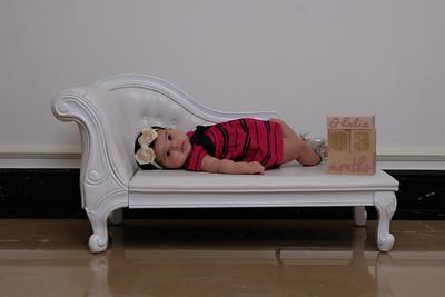 Ghalia turns 3