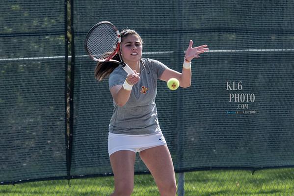 ISU Tennis vs TTU 04/22/16