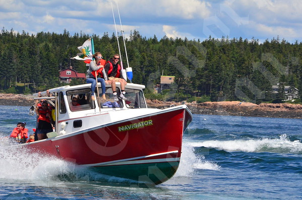 Winter Harbor lobster boat races