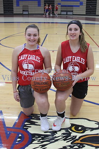 Northland Pines Girls Basketball Returning Letterwinners