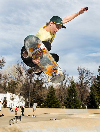 2013-2-3 Quartz Hill Skate Park