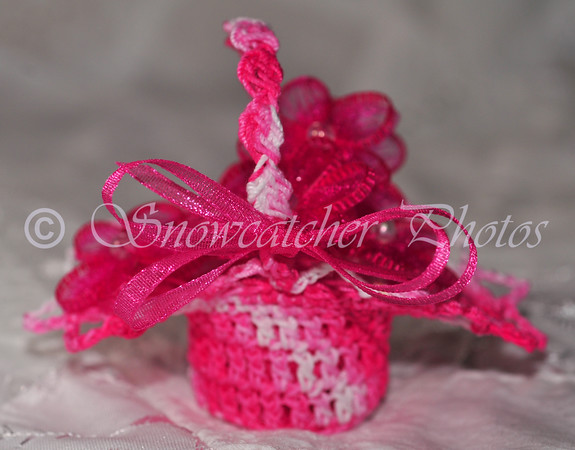 Pink Friday Mini Basket
