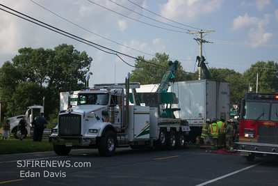 08-05-2014, Commerical MVC with Entrapment, Buena Vista Twp. Atlantic County, Rt. 54 and Unexpected Rd.