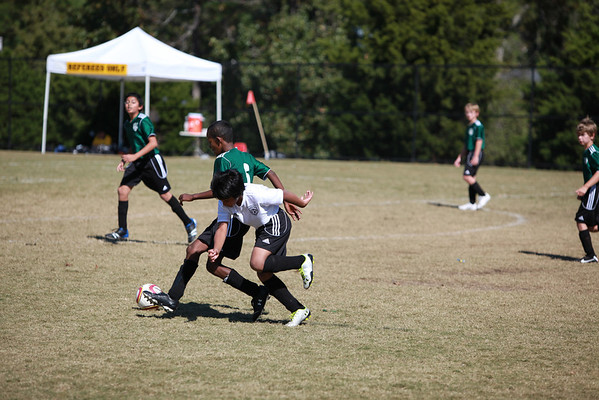 Dacula Soccer 10 22 11