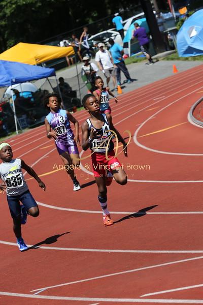 2017 AAU DistQual: 9 Boys 200m