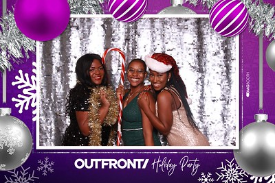 2019.12.13 OUTFRONT Holiday Party