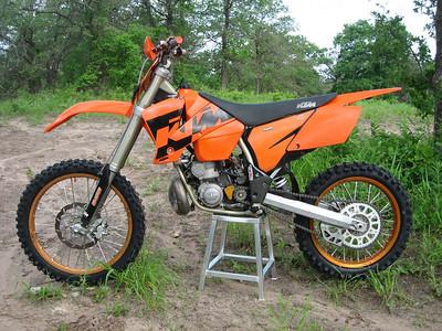 2007_05_04 KTM250 2-Smoker