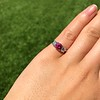 1.71ctw Ruby and Diamond Trilogy Ring 28