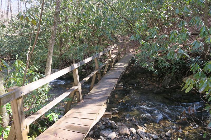 Mill Station Creek - 3,380'