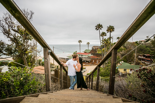 Becca and Josh | Newport Beach Engagement Session