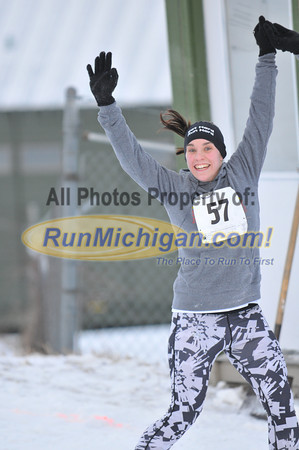 Late Race & Finish, Gallery 1 - 2013 Kahtoola Michigan Mountain Run