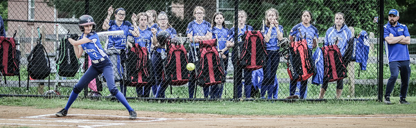Varsity Softball vs SPN away 5/8/2019