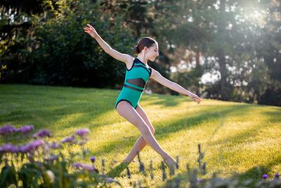 Dancer's Session and Portfolio