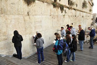 OJC Israel Trip 2009