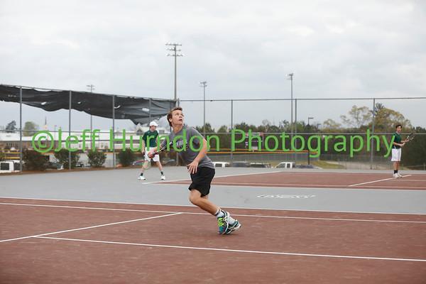 UGHS Tennis 3-24-2016 vs OLA