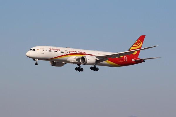 Hainan Airlines (HU)