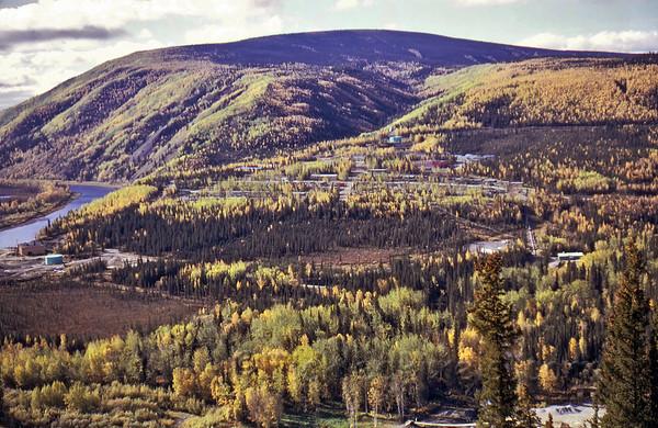 Clinton Creek, Yukon