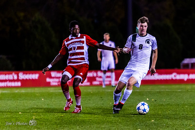 UW Sports - Men's Soccer - Oct 10, 2015