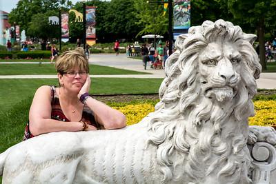 Brookfield Zoo with Mattie (Part 2)