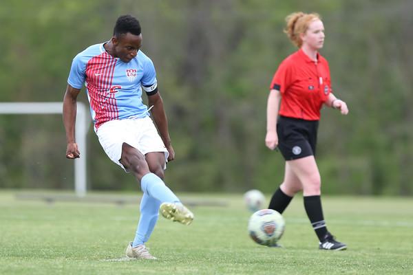 USJ boys soccer Spring 2021