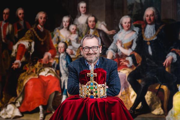 Zamek Valtice :: korunovacni klenoty