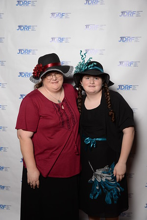 JDRF Hope Gala Run for the Roses