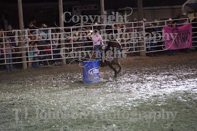 2014 Dayton Rodeo Barrels - Saturday
