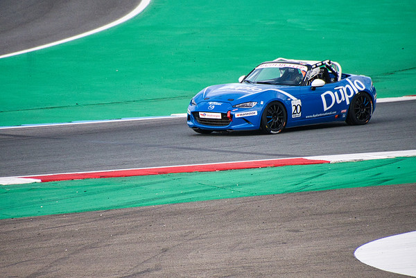 Mazda MX-5 Cup - Jack's Racing Day