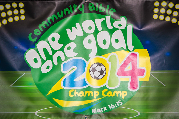 Community Bible  Champ Camp  2014