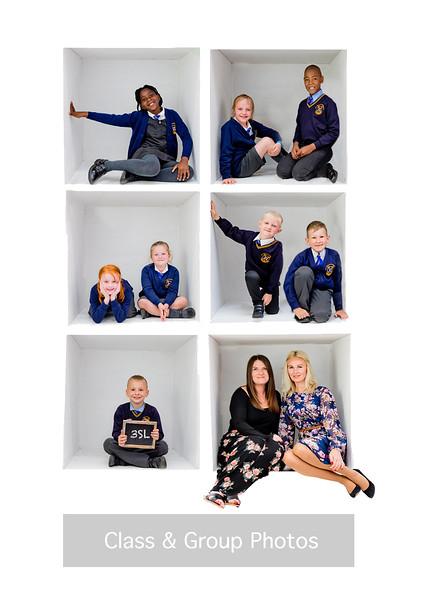 Class Group Photos