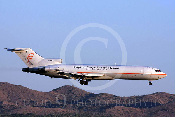 Capital Cargo International Airlines Boeing 727 Airplane Pictures