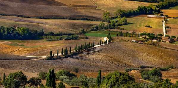 Tuscany - Countryside Scenes