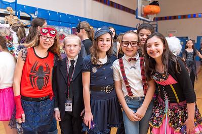 Latin School Halloween Dance –October 27, 2017