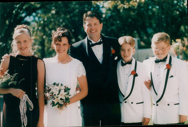 Brenda &  Steve Wedding Portraits