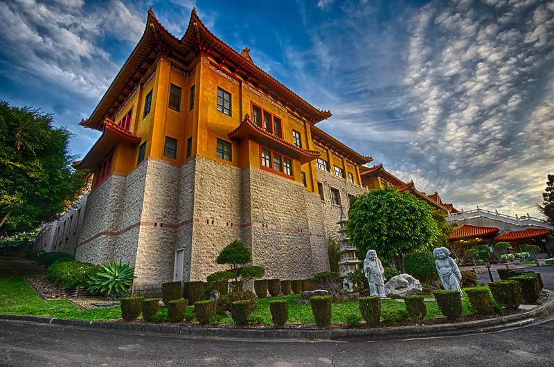 Nan Tien temple, Wollongong.