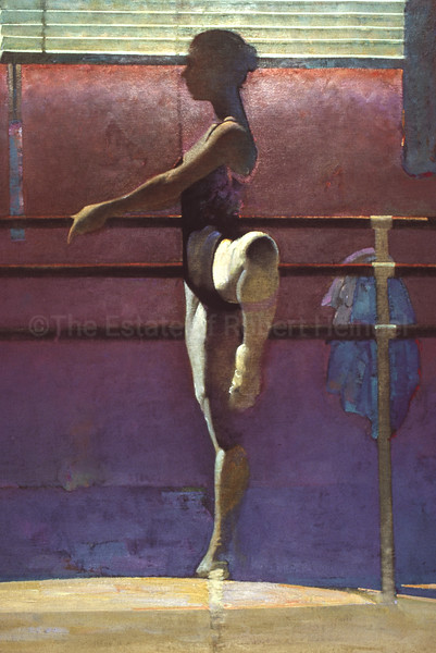 Royal Ballet Student II (c1980s)