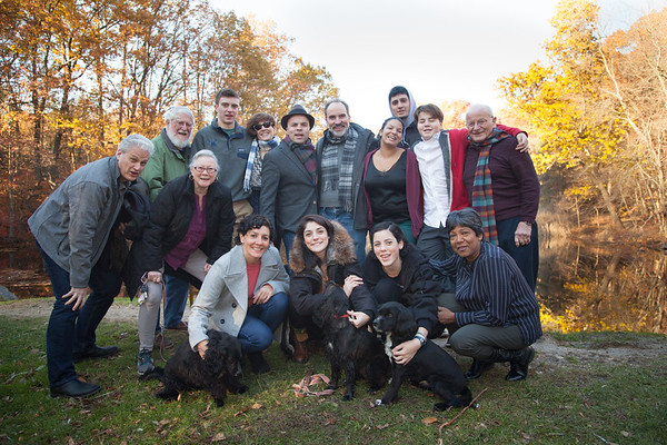 Full Group Thanksgiving Photos 2017