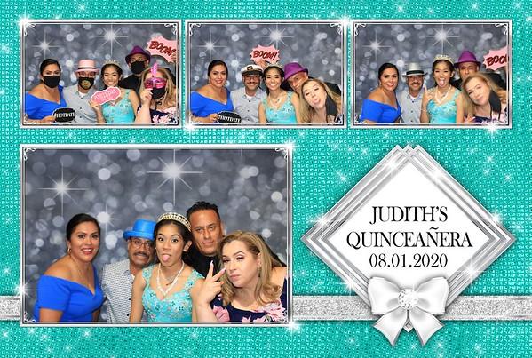 Judith's Quinceañera