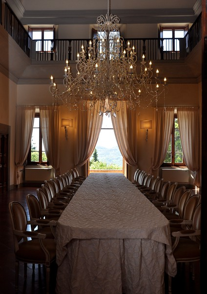 Main dining room, first floor