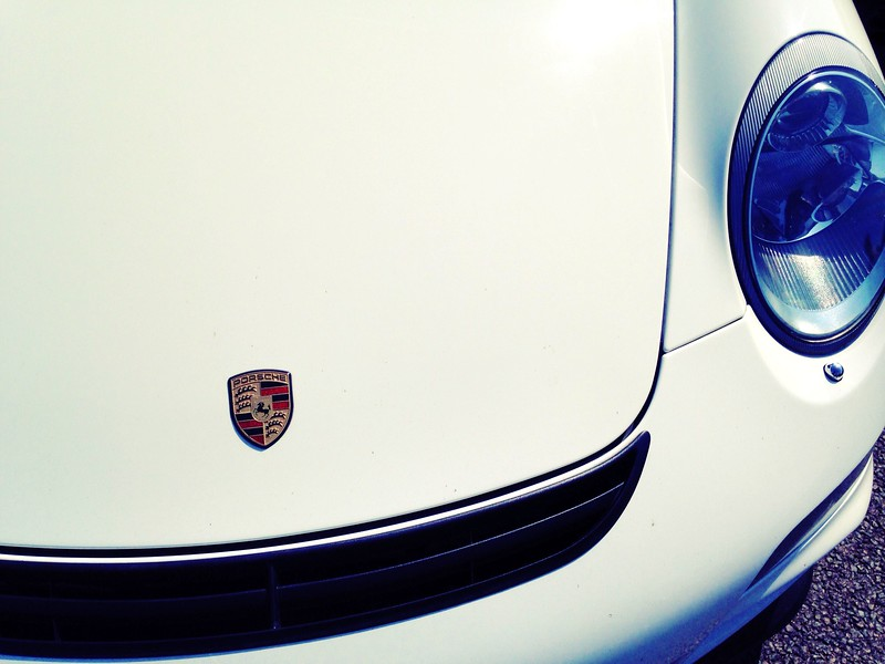 Happy Porsche