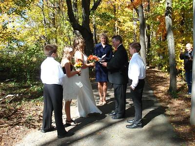 Wedding at Litzenberg Findlay (2012-10-11)