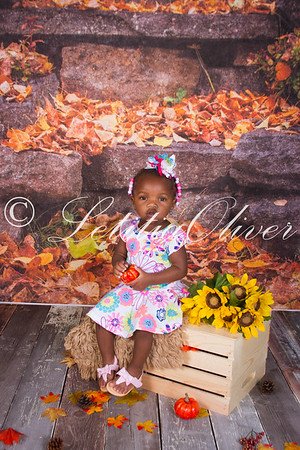 Kids World Fall Portraits