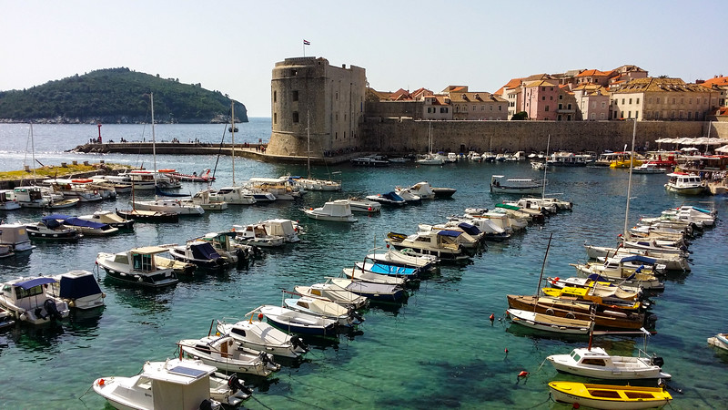 Dubrovnik: Old Town Harbor