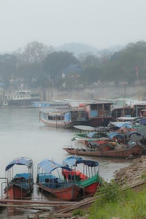 Thailand, Laos, Cambodia
