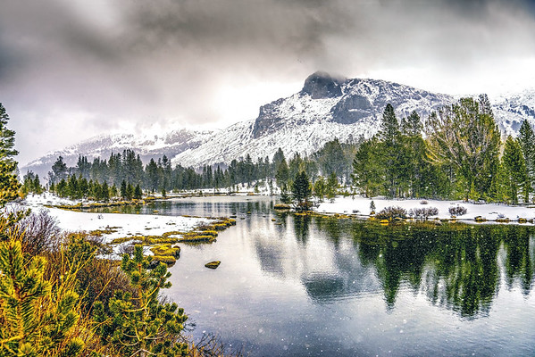 Landscape and Seascape Galleries - Lake Tahoe, Yosemite, Mono Lake, Death Valley,  CA-OR Coasts