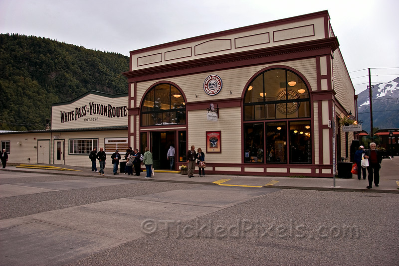 White Pass & Yukon Route Station