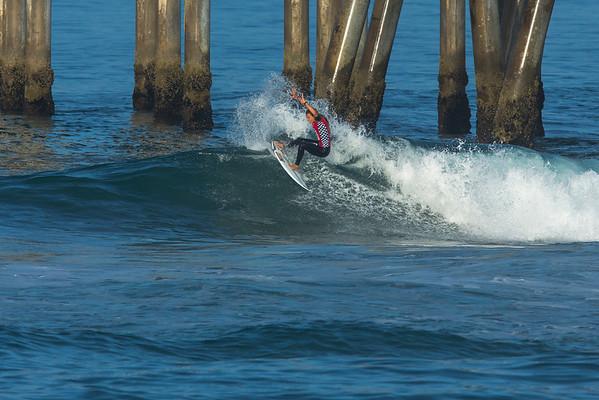 VAN'S U S OPEN OF SURFING 2016