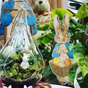 Easter Globes