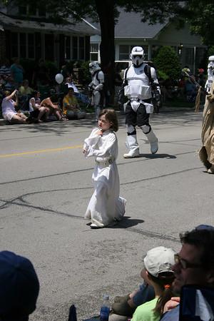 Swedish Days Parade - June 25, 2006